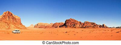 Wadi Rum Desert, Jordan - Wadi Rum also known as The Valley ...