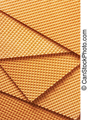 wafer background texture