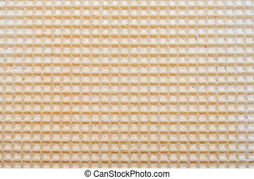 wafer background or texture