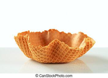 Wafer bowl