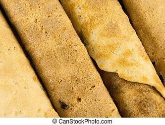 wafer rolls