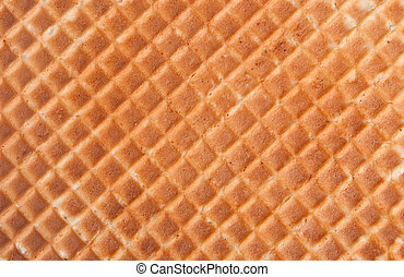 Wafer texture for a background