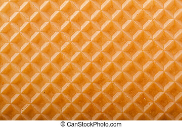 Wafer texture for background. - Wafer texture for...