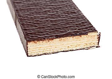 waffle layer cake