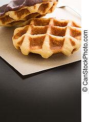Waffle Snack