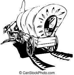 wagon kíséret