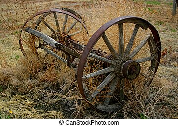 Wagon Wheels 3961