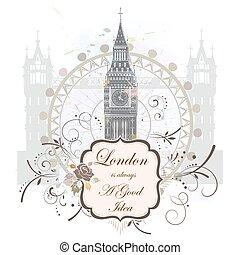 wahrzeichen, london