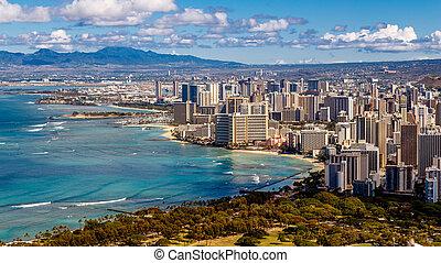 Waikiki Beach Honolulu