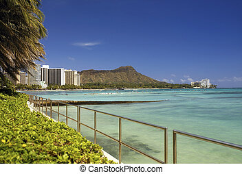 Waikiki Beach - Oahu - Hawaii
