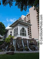 Waikiki wedding chapel