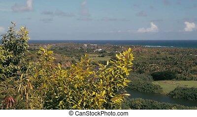 Wailua Landscape, Hawaii