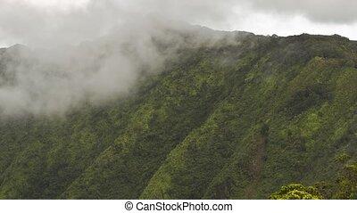 Waimea Canyon, Timelapse, Kauai - Shot on exactly this GPS...