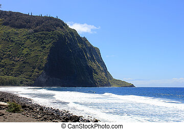 waipio valley hawaii