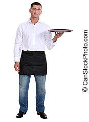 waiter.