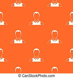 Waiter pattern seamless
