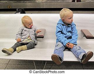 waiting kids