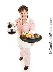 Waitress - Good Service