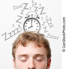 Wake up - Waking up on a monday morning