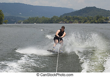 wakeboarder
