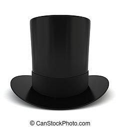 walec, kapelusz