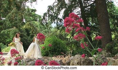 Walk brides