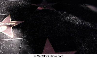 Walk Of Fame, Hollywood Los Angeles - Walk Of Fame,...