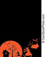 Walk on Halloween night - What happens to children on...
