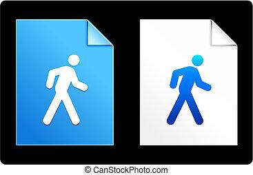 Walk on Paper Set