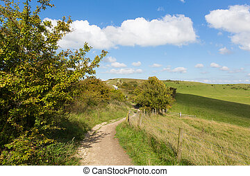 Walk to Ivinghoe Beacon Chiltern Hi - Ivinghoe Beacon ...