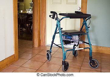 Walker (mobility)