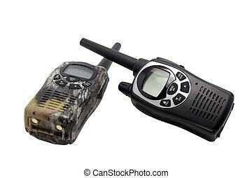 walkie, dos, talkie