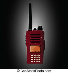 walkie zvukový film