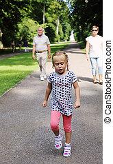 walkin, 祖父母, 孫