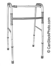 Walking Assist Device - Walker to aid the infirm in walking...