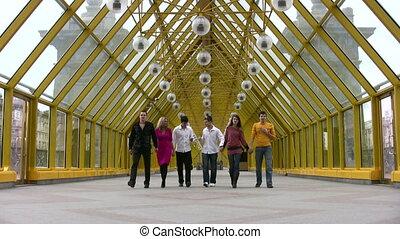 walking friends group