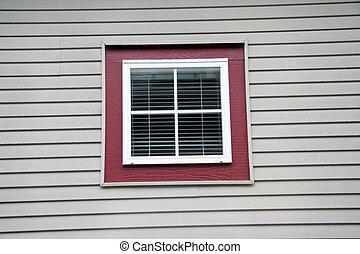 wall and window
