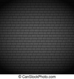 Wall background GREY-BLACK