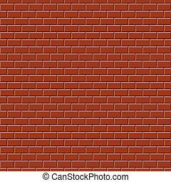 Wall background RED-BROWN - endless
