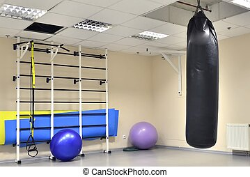 wall bars in Fitness Centre
