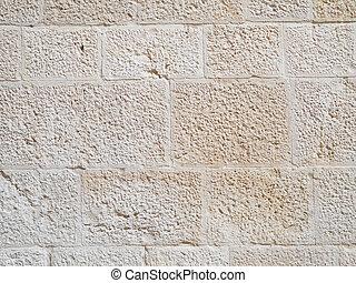 wall., brique