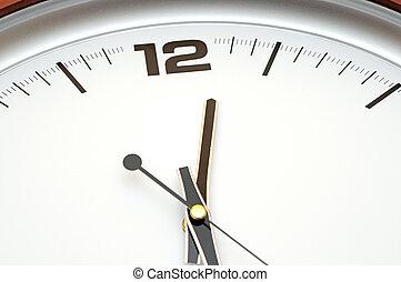 Wall clock dial