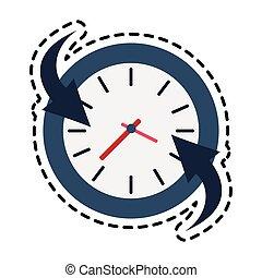 wall clock icon image