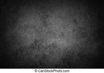 Wall - Closeup of textured grey wall