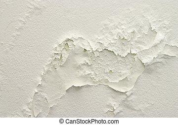 Wall Corrosion 2 - Wall Corrosion Detail