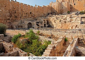 Wall of Jerusalem - Israel