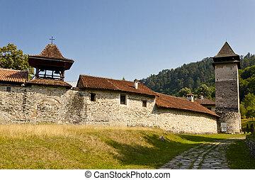 Wall of Studenica Monastery