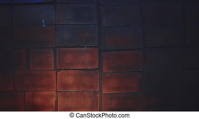 wall old tile wall background background cracks light...