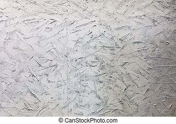 Wall paint strokes
