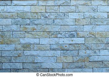 wall panel brickwork imitation stone background